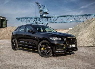 Βελτιωμένη Jaguar F-Pace με 380 ίππους και τρελό ήχο! (+video)