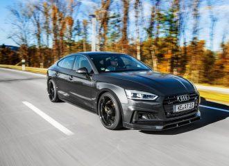 Η ABT βελτιώνει τα Audi A5 και S5 με έως και 425 ίππους