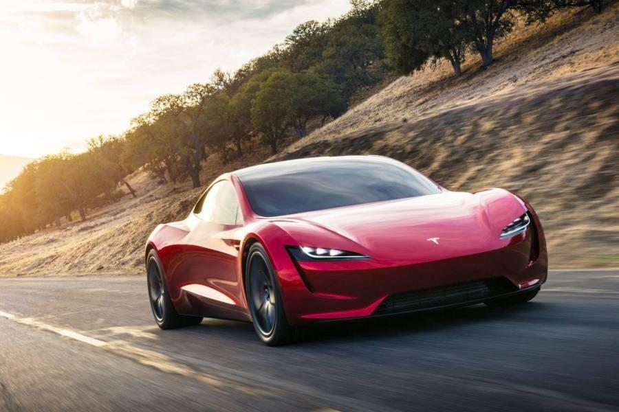 Tesla Roadster, το ταχύτερο αυτοκίνητο του πλανήτη ...