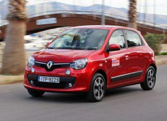 Δοκιμή Renault Twingo 0.9 TCe 90 PS Auto