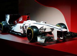 Αποκάλυψη της νέας Alfa Romeo Formula 1