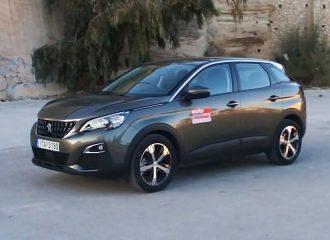 Video: Το Peugeot 3008 στην κάμερα του autogreeknews.gr