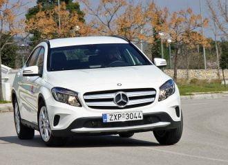Ανάκληση Mercedes για A, CLA, GLA, B, C και GLC-Class