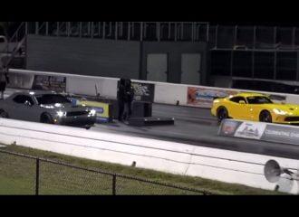 Κόντρα 1.825 ίππων! Dodge Viper vs Challenger Hellcat (+video)