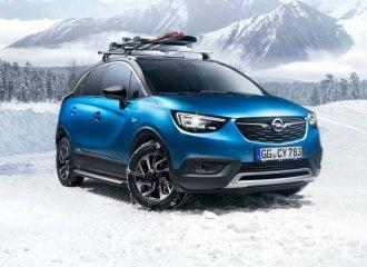 Περιπετειώδη αξεσουάρ Opel για το Crossland X