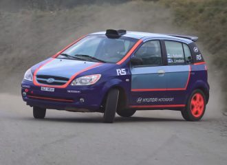 Αυτό το Getz είναι πιο θεαματικό από τα WRC (+video)
