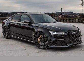 Ένα και μοναδικό Audi RS 6 Sedan (+video)