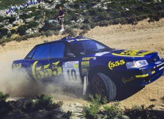 Πωλείται το Subaru Legacy του Vatanen από το Ράλλυ Ακρόπολις