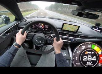 Τελικές με Audi RS 5 Coupe 500 PS της Manhart (+video)