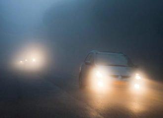 Προβολείς ομίχλης: Πότε επιτρέπεται να τους ανάβουμε;