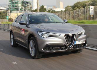 Δοκιμή Alfa Romeo Stelvio 2.0 λτ. 280 PS AT8 AWD