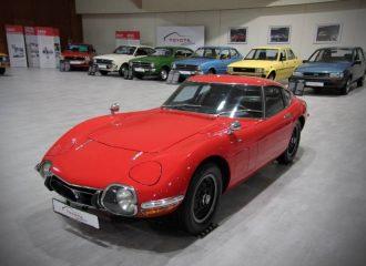 Μουσείο της Toyota στη Γερμανία με πολλά μοντέλα