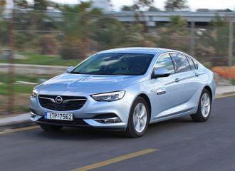Δοκιμή Opel Insignia Grand Sport 1.6 CDTi 136 PS Auto