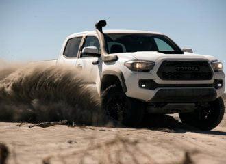 Νέα σειρά Toyota TRD Pro με… άγριες διαθέσεις