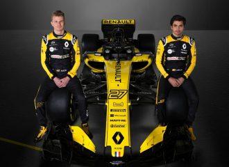 Αυτό είναι το νέο μονοθέσιο της Renault F1