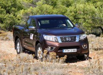 Nissan Navara με όφελος 3.000 ευρώ και 5ετή εγγύηση