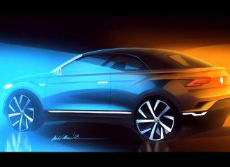 Επίσημο: Ετοιμάζεται Volkswagen T-Roc Cabrio