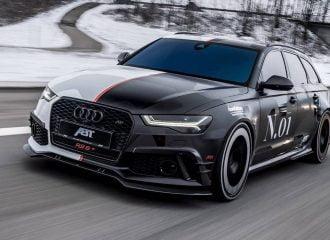 Audi RS6 Avant εμπνευσμένο από την ελληνική μυθολογία (+video)