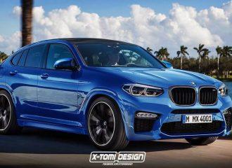 Έτσι θα είναι η BMW X4 M