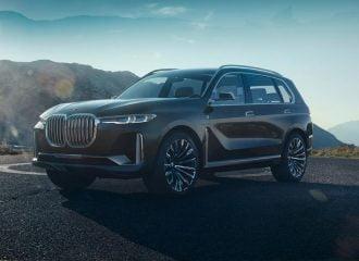 BMW X7: Το μεγαλύτερο SUV στην ιστορία της μάρκας