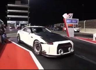 Το ταχύτερο Nissan GT-R στον κόσμο δεν είναι το ισχυρότερο… (+video)
