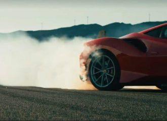 Άκρως επιθετικό το πρώτο video της Ferrari 488 GTO