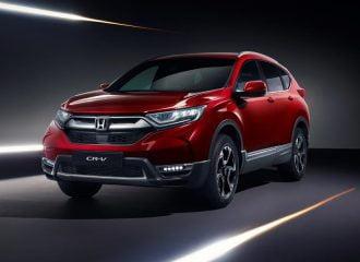 Νέο Honda CR-V και υβριδικό με τρεις κινητήρες