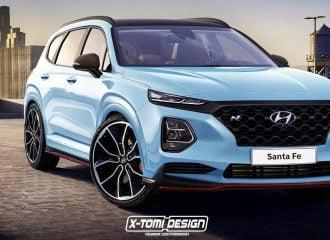 Η Hyundai ετοιμάζει γρήγορη έκδοση του Santa Fe