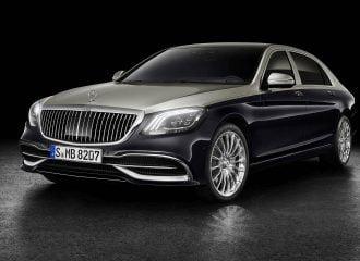 Mercedes-Maybach S-Class: Η μακρύτερη Mercedes