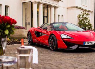 Μια McLaren για… ερωτευμένους!