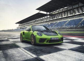 Επίσημο: Νέα Porsche 911 GT3 RS με 520 ίππους (+video)
