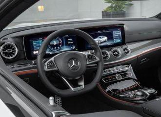 Video: Το απίστευτο εσωτερικό της νέας Mercedes E-Class Coupe