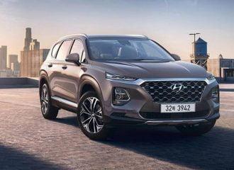 Hyundai Santa Fe 2018: Πρώτες επίσημες εικόνες