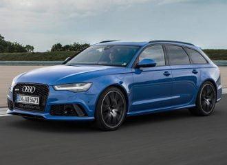 Audi RS6 Avant Performance Nogaro Edition με 705 ίππους (+video)