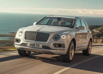 Νέα Bentley Bentayga Hybrid χωρίς τέλη κυκλοφορίας