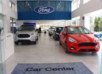 Νέα έκθεση Ford Car Center στη Λ. Συγγρού