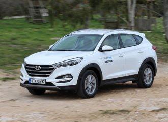 Δοκιμή Hyundai Tucson 1.6 T-GDI 177 PS 4WD