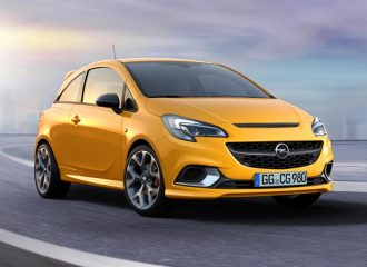 Νέο Opel Corsa GSi με «αύρα» από OPC