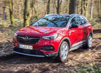 Τι είναι το IntelliGrip στο Opel Grandland X