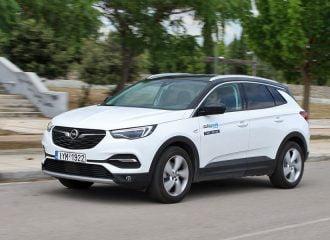 Δοκιμή Opel Grandland X 1.6 diesel 120 PS