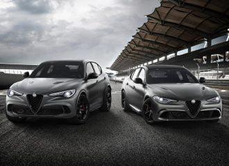 Επετειακές εκδόσεις Alfa Romeo Giulia και Stelvio Quadrifoglio