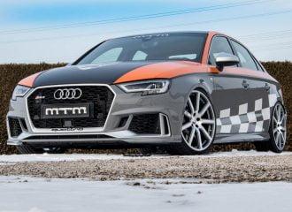 Audi RS3 R με 572 ίππους από την MTM