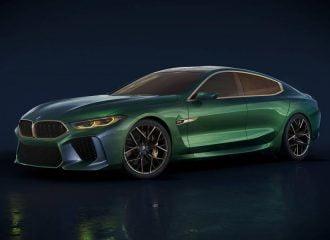 BMW M8 Gran Coupe Concept: Το όγδοο θαύμα! (+video)