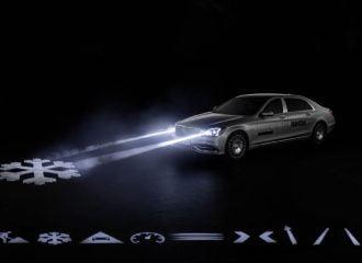 Φώτα… εκατομμυρίων από την Mercedes (+video)
