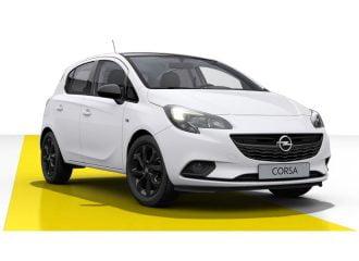 Νέες τιμές Opel Corsa και έκδοση Black Edition