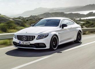 Νέα Mercedes-AMG C 63 S Coupe (+videos)