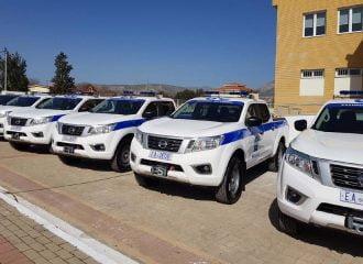 Το νέο… όπλο της ελληνικής αστυνομίας λέγεται Nissan Navara!