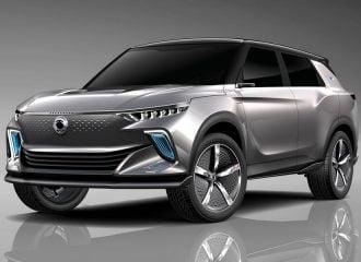 Το ηλεκτρικό SUV της SsangYong