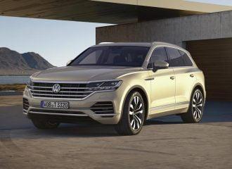 Νέο VW Touareg: Μεγαλύτερο από ποτέ (+video)