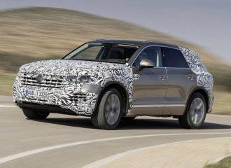 Πρώτες επίσημες εικόνες και πληροφορίες του νέου VW Touareg